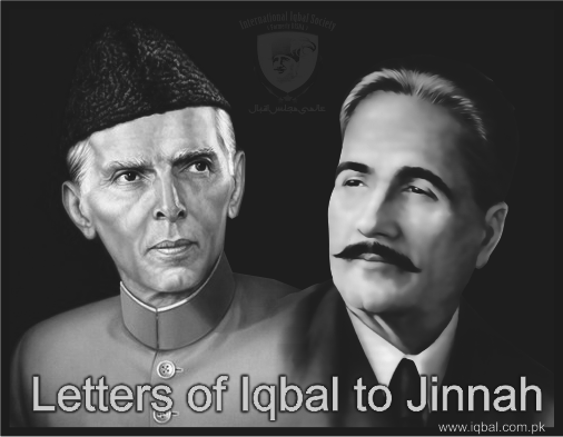 letters of iqbal to jinnah